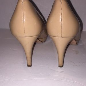 Cole Haan Shoes - Cole Haan Nike Air Nude Heels Shoes